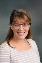Photo of ASCS Kitchen Staff Kim Fleischman